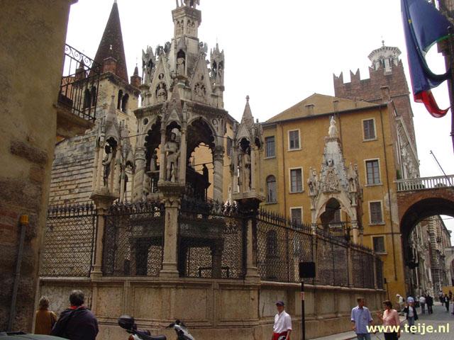 Arche Italy  city images : Travelogue Italy and Croatia, summer 2004, Italy, via Verona to ...