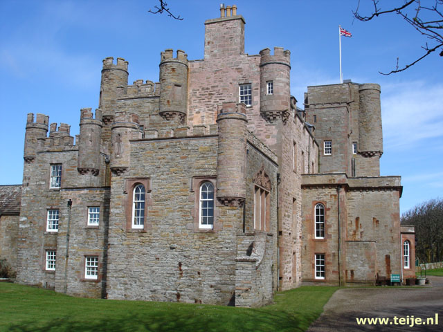 Travelogue Scotland May 2005 To The North Castle Of Mey