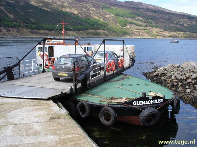 Mallaig To Edinburgh Car Rental