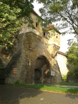 Gateway Rothenburg ob der Tauer, Germany