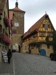 Sieberstower, Rothenburg ob der Tauer, Germany