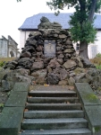 Monument in Schleusingen, Germany