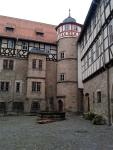Bertholdsburg Castle, Schleusingen, Germany