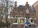 Nice shop in Bruges, Belgium