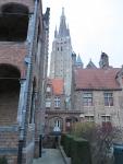 Saint Salvators Cathedral, Bruges, Belgium