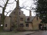 House in the Arentshof, Bruges, Belgium