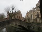 Bonifacius bridge, Bruges, Belgium