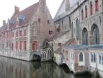 Venice in Bruges, Belgium