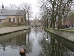 The Minnewater, Bruges, Belgium