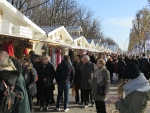 Christmas market, Paris, Paris