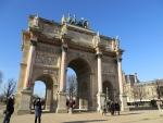 Arc du Carrousel, Paris, Paris