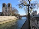 Cathedral Notre-Dame de Paris, Paris