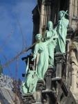 Detail Notre-Dame, Paris, Paris