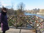 Locks on the Pont Neuf, Paris