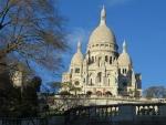 The Sacré-coeur, Paris, Paris
