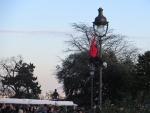 Acrobat at Montmartre, Paris