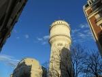Water tower in Montmartre, Paris