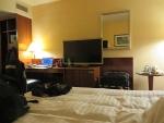 Mövenpick hotel room, Paris