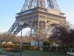 The Eiffel Tower, Paris, Paris