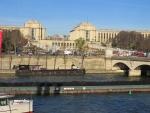 View of Avenue de New York, Paris