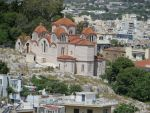 Orthodox church in Athens, Greece
