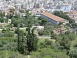 The Stoa of Attalus in Athens, Greece