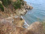 Cliffs at Sampatiki, Greece