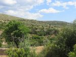 Mountain landscape Peloponnese, Greece