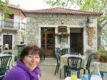 It is fresh in Kosmas, Greece