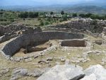 Ruins of Mycenae, Greece