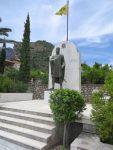 Statue of Constantine XI, Greece