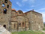 Metropolis basilica, Mystras, Greece