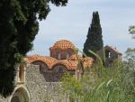Brontochion monastery, Mystras, Greece