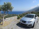 Coast from Flomochori, Greece