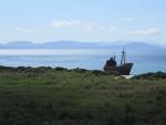 Dimitrios shipwreck, Greece
