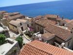 Houses in Monemvasia, Greece