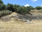 Amphitheater at Gytheio