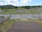 Asklepieion in Messene, Greece
