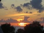 Sunset in Kalo Nero, Greece