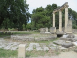 The Philippeion in Olympia