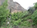 Mega Spileo monastery near Kalavrita, Greece