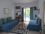 Our apartment in Xylokastro, Greece