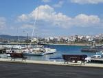 Port of Corinth, Greece