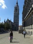 The Belfry of Ghent, Belgium