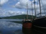 Loch Fine from Inveraray, Scotland
