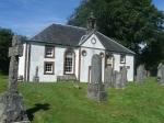 Kilmodan church, Clachan of Glendaruel in Cowal, Scotland
