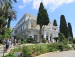 The Achilleion on Corfu, Greece