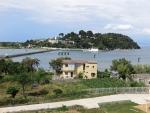 View of Kanoni, Corfu, Greece
