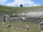 Theater in Dodoni, Greece