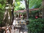 Restaurant in Kastraki, Greece